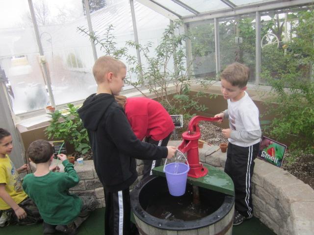 Children can plant & play at new Wegmans Family Gardens