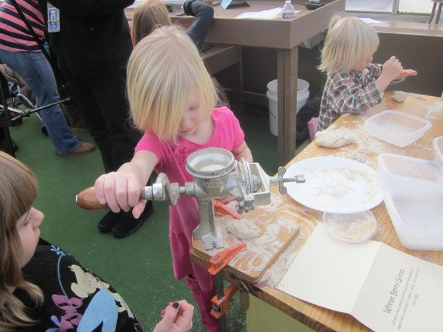 Children can plant and discover at new gardens