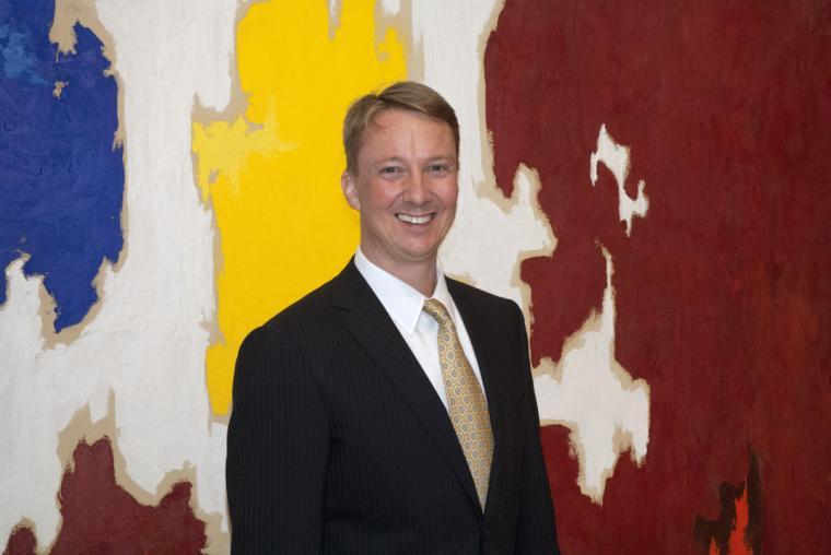 Janne Sirén, new director at Albrigth-Knox