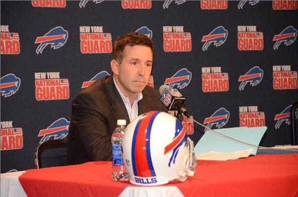 Buffalo Bills CEO Russ Brandon