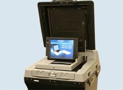 Voting scanner