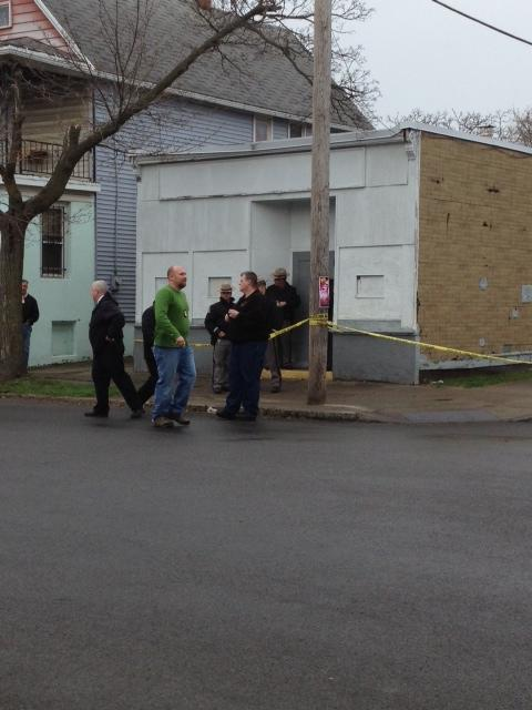 Local, state & federal authorities on scene in Niagara Falls