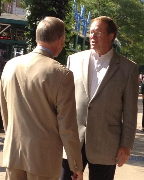 Former Buffalo Mayor Anthony Masiello