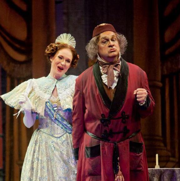 Nickel City Opera's Don Pasquale