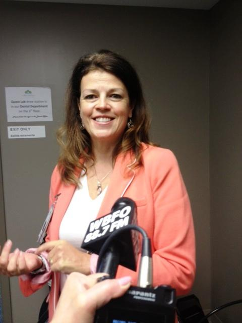 Executive Director Joanne Haefner