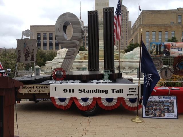 9-11 Memorial in Niagara Square