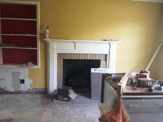 Living room of new Family Justice Northtowns center