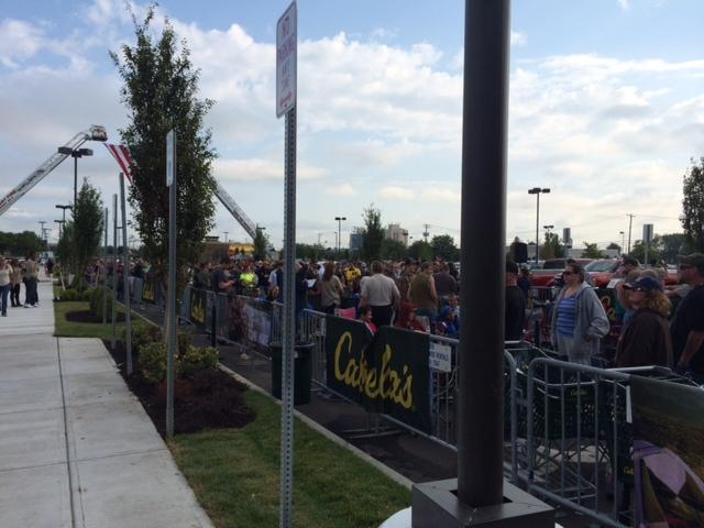 Cabela's in Cheektowaga draws thousands of shoppers.