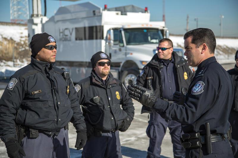 Border Patrol Recruiting Effort Focused On Women Ends