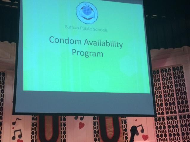 condom availability in high schools 420 mass 749 march 7, 1995 - july  that a condom-availability program in the schools burdened in  falmouth public schools, the principal of falmouth high.