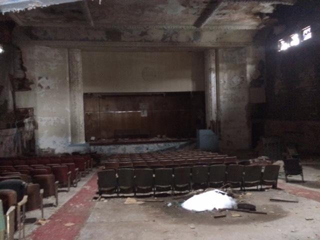 Plans to restore former Sattler Broadway Theatre | WBFO