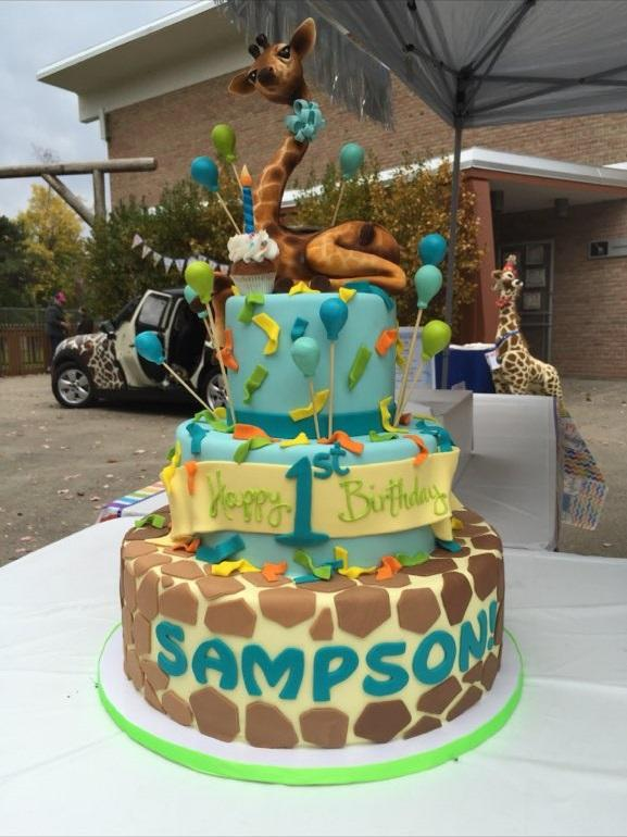Zoos on both sides of the border celebrate animal birthdays WBFO