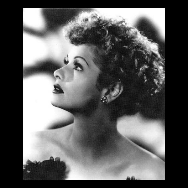 Lucille Ball, the first lady of American comedy
