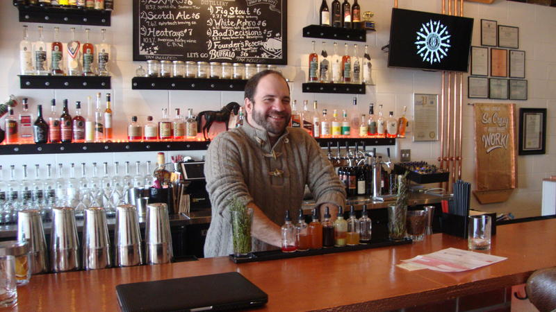 Lockhouse Distillery co-owner Tom Jablonski says the state's 2014 Craft Act was key to his business.
