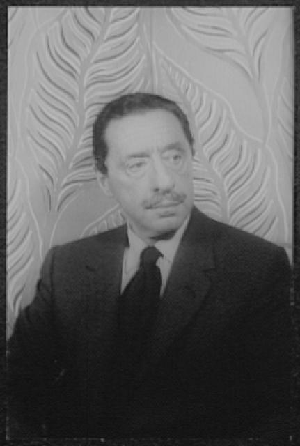 Harold Arlen, master composer of American standards, in 1960, two dozen years after heading to New York City with the Buffalodians.