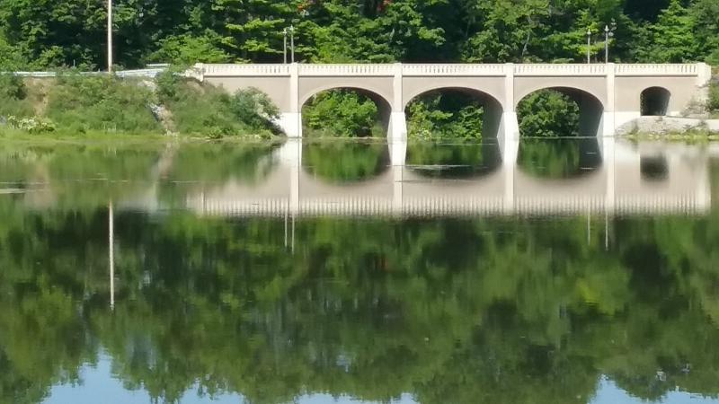 Akron Falls county park