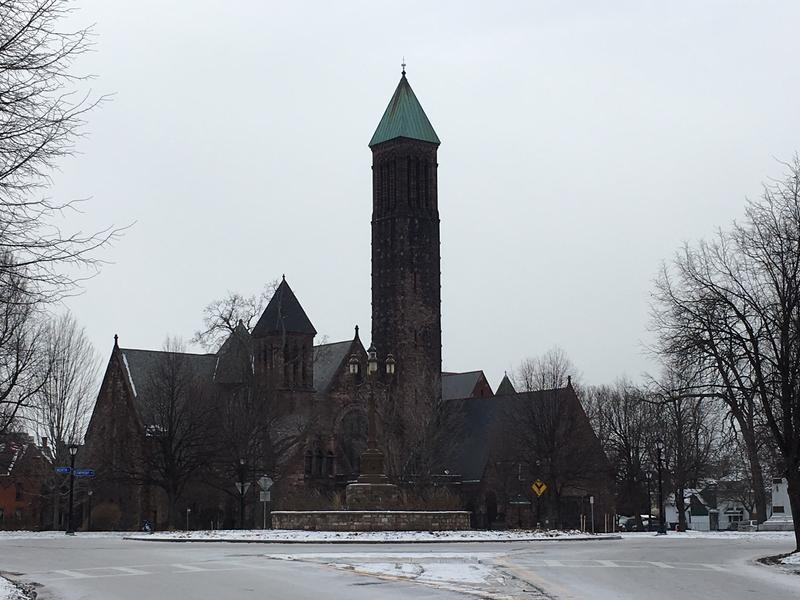 First Presbyterian Church of Buffalo has stood the test of time.