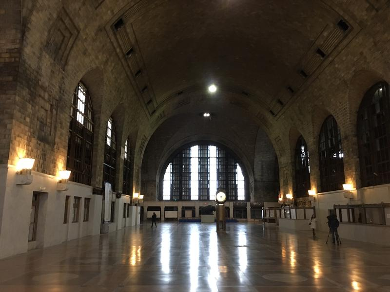 Central terminal gets support from local architects wbfo - Interior design schools buffalo ny ...