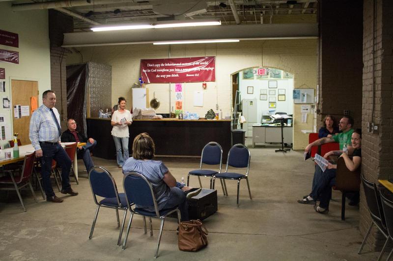 In the battle against opioid addiction, Jamestown church tries new ...