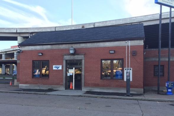 A site near Buffalo's existing Amtrak Station, on Exchange St., is among those being considered