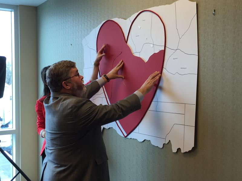 "Joseph McDonald covers a portion of the ""heart"" of Niagara County"
