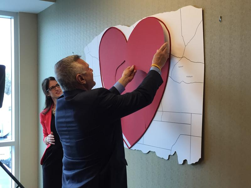 "Joseph Ruffolo covers a portion of the ""heart"" of Niagara County"