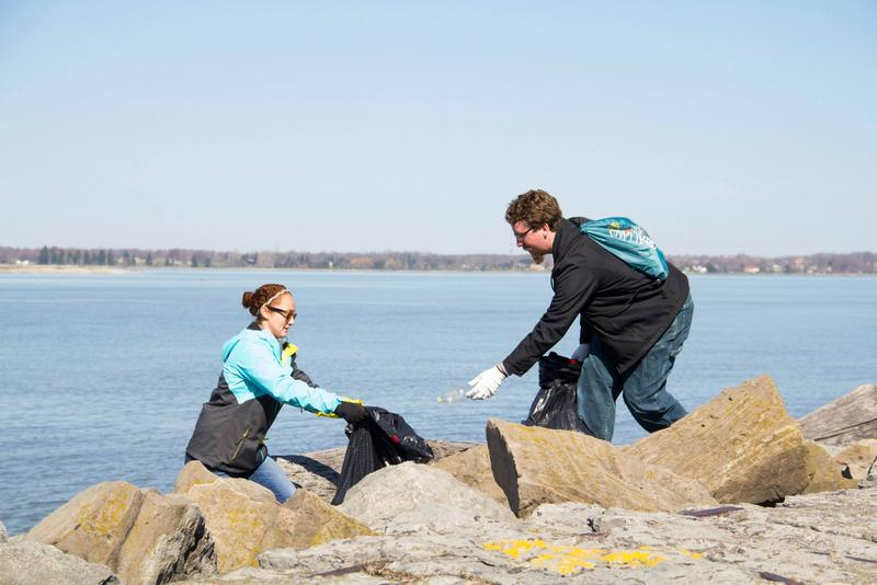 Buffalo Niagara Riverkeeper Spring Shoreline Sweep