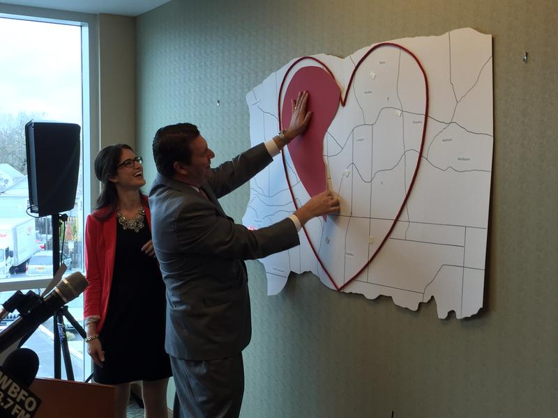 "Thomas Quatroche covers a portion of the ""heart"" of Niagara County"