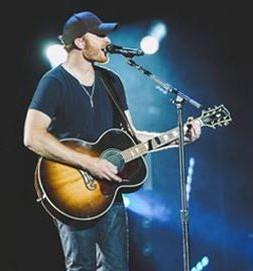 Country star Eric Paslay will be coming to Canalside this summer.