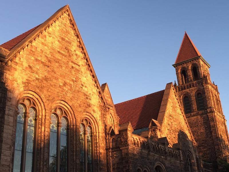 Lafayette Avenue Presbyterian Church, Buffalo