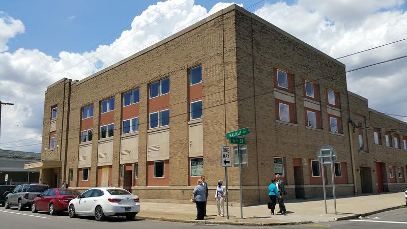 Building on Sixth Street in Niagara Falls will become a BOCES training center.