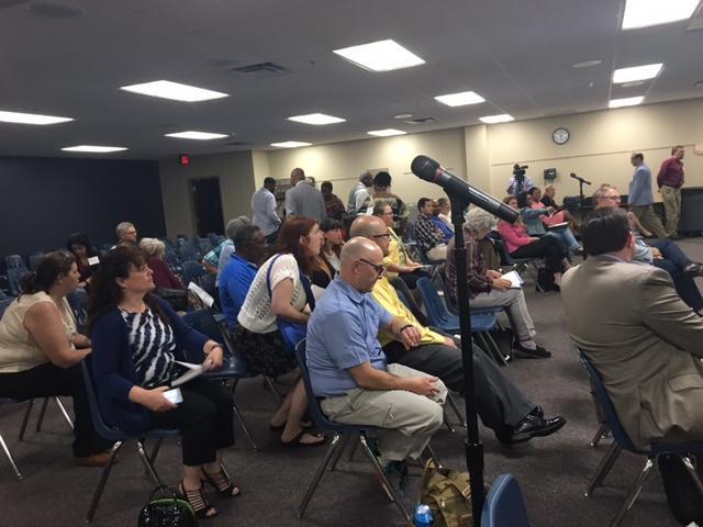 Inside the public hearing on ESSA