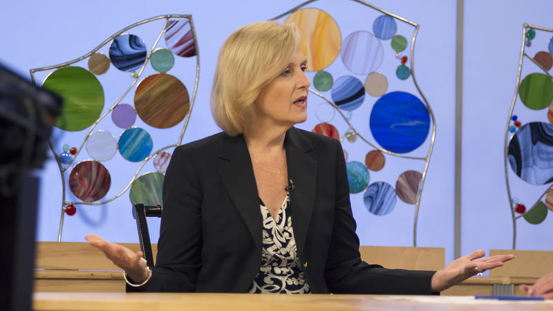 Paula Kerger, president & CEO of PBS.