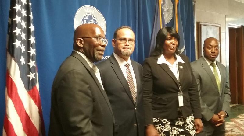 Mayor Byron Brown's choices to fill vacant Buffalo Municipal Housing Board seats.
