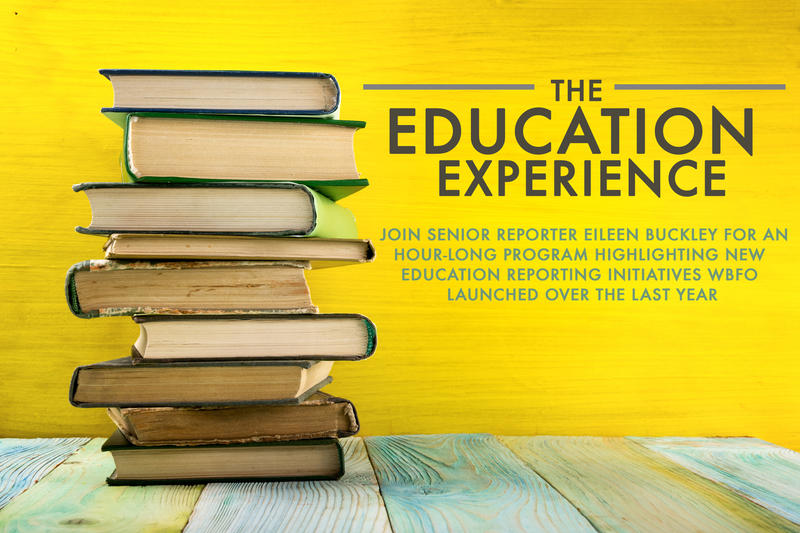 WBFO's The Education Experience, a locally produced program on our education initiatives.