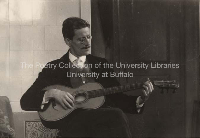 James Joyce, 1915, Zurich