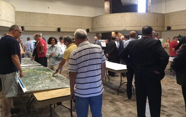 Community reviews latest NYS DOT plan for the Scajaquada Corridor