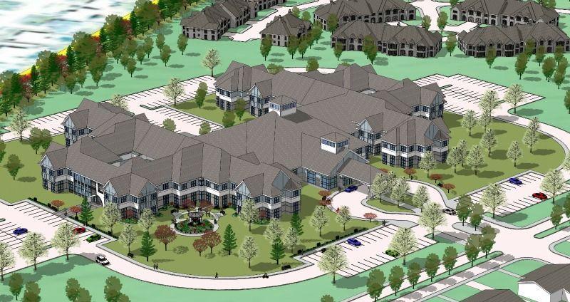 Proposed senior living