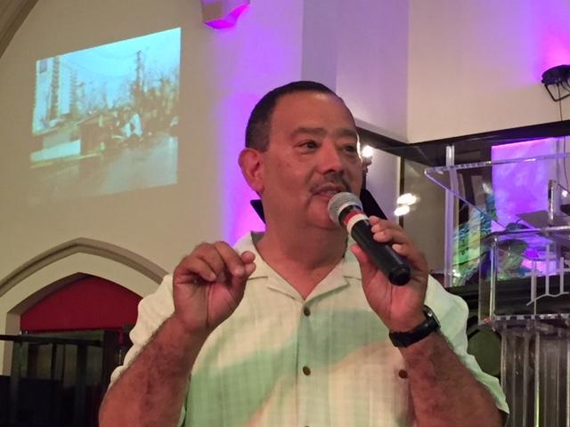 Pastor David Rivera