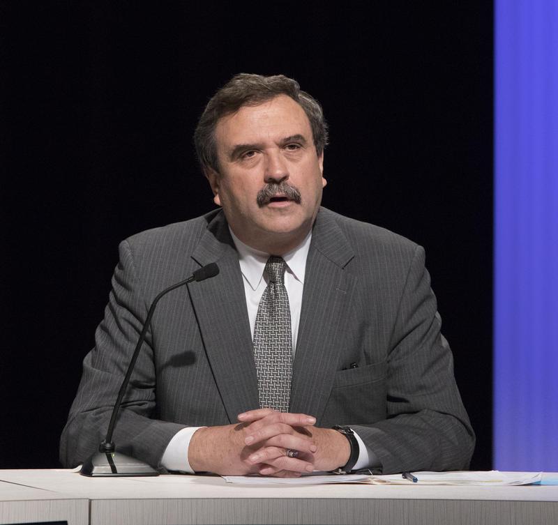 Buffalo News Political Reporter Bob McCarthy served as a panelist