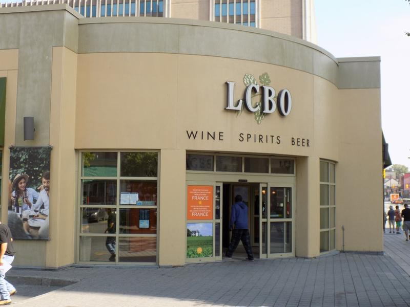The LCBO will operate stores to sell legal cannabis.