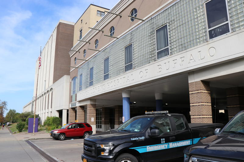 Women and Children's Hospital located on Bryant Street will shut its doors after Friday's planned move to the new Oishei Children's Hospital.