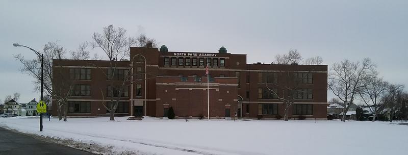 School 66 or North Park Academy
