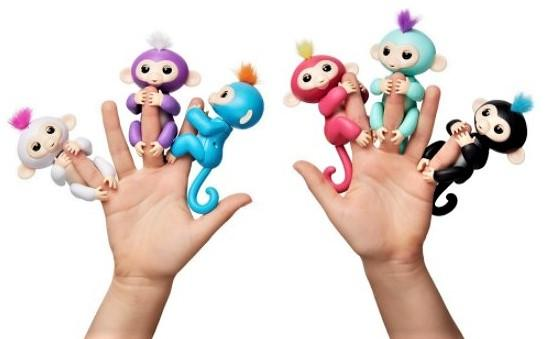 Fingerlings are this season's hot toy.