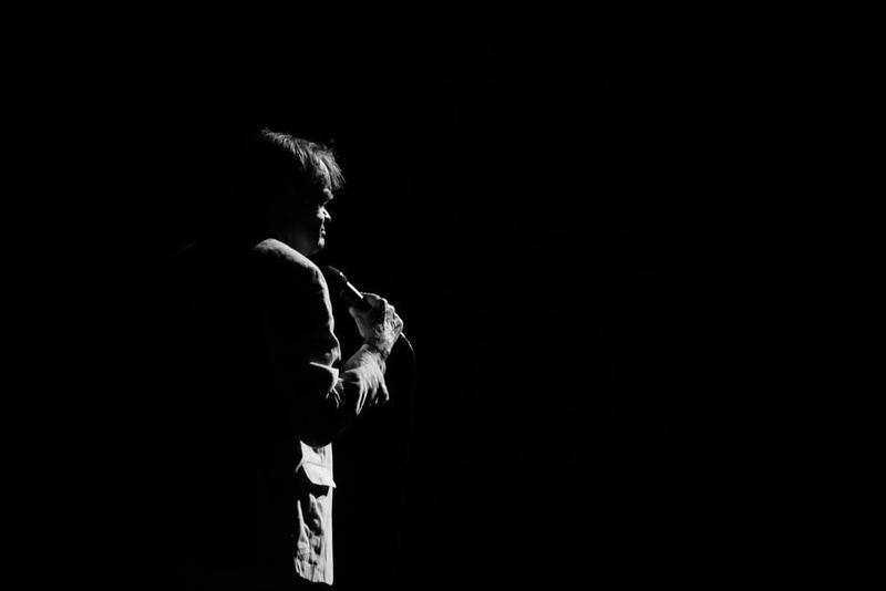 Garrison Keillor performs during A Prairie Home Companion at the Fitzgerald Theater in St. Paul in September 2015.