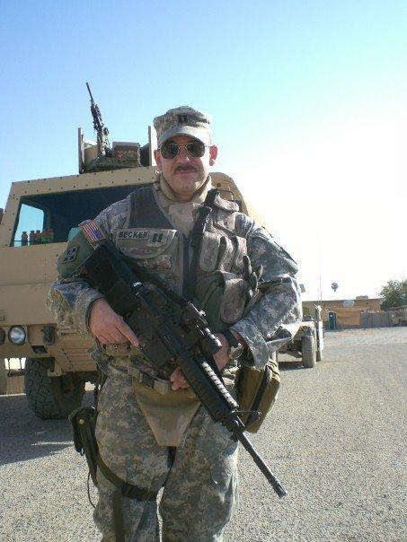 James Becker 2006, Kirkuk, Iraq