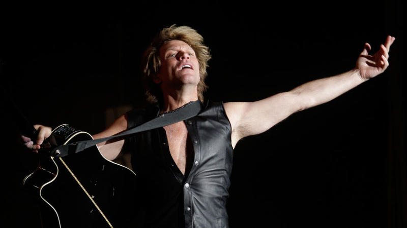 Job Bon Jovi has been focusing on music, after his bid to buy the Buffalo Bills failed.