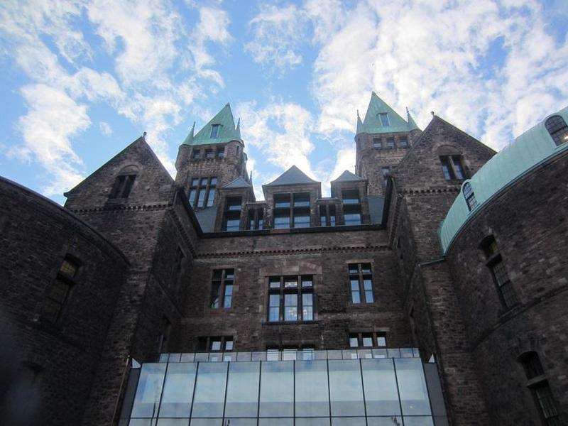 Hotel Henry at the H.H. Richardson complex in Buffalo is one of many projects that have made use of historic tax breaks.
