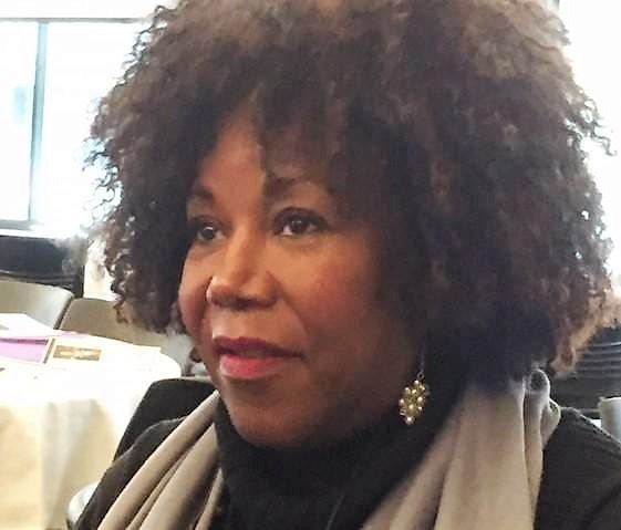 Civil Rights pioneer Ruby Bridges spoke at Niagara University Wednesday.
