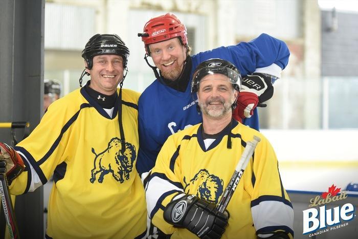 11th Annual Pond Hockey Tournament Starts Sunday With A New Twist Wbfo